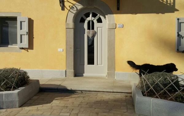 Imbotti e Balcone Rurale di Prestigio