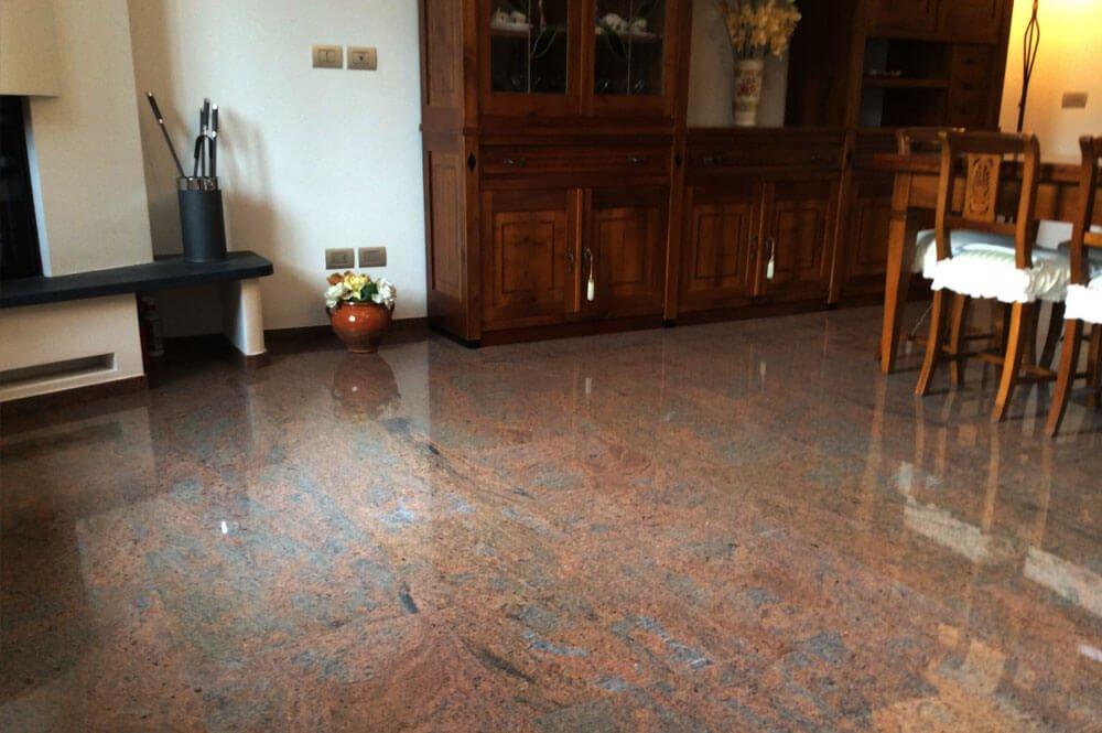 Pavimento Rosso E Bianco : Impieghi la quattro marmi e granitila quattro marmi e graniti